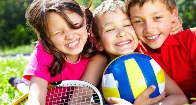 Πώς τα παιδιά επιλέγουν αθλήματα;