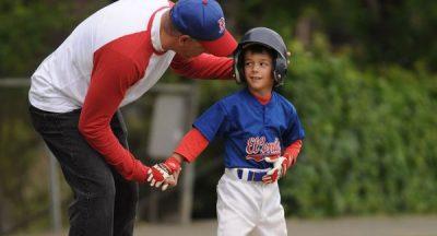 Η πρώτη φορά του παιδιού στον αθλητισμό!